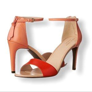 Cole Haan | Clara Grand Heeled Sandal Orange 10.5